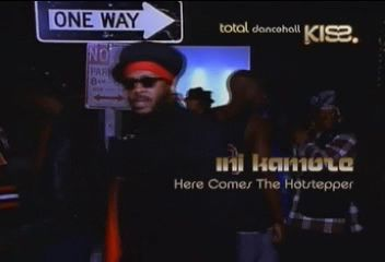 Ini Kamoze--Here Comes the Hotstepper